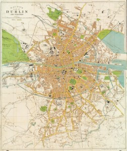 S Map Of Dublin Including Terenure Mr Rings Blog - Old maps of dublin